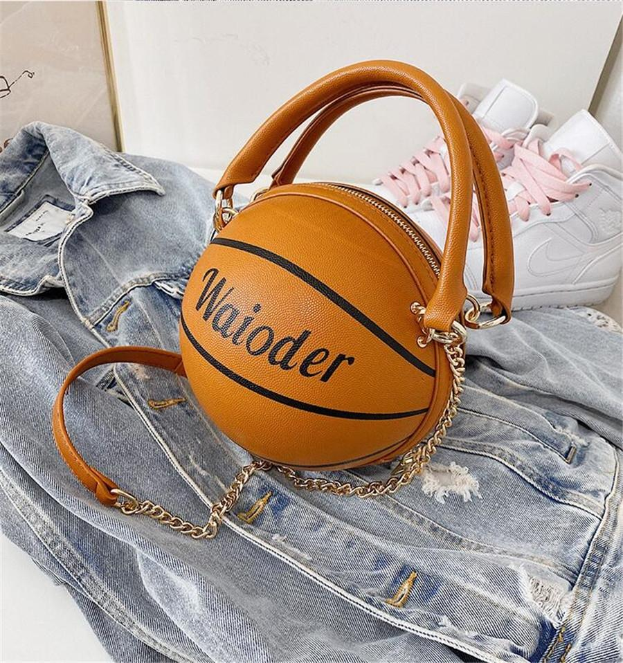 Leather Ladies Handbags Women Messenger Bags Totes Tassel Basketball Crossbody Shoulder Bag Female Large Hand Bags Shopping Tote #29448