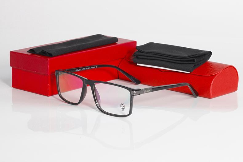All'ingrosso-Ingrosso--Ultarlight Framed Pianura Occhiali obiettivo chiaro ottico degli occhi di guida Uomini Occhiali Donne unisex di lusso Oculus Lunetta