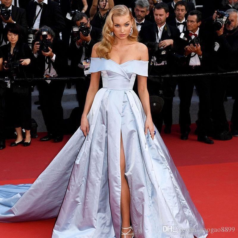red carpet celebrity dress