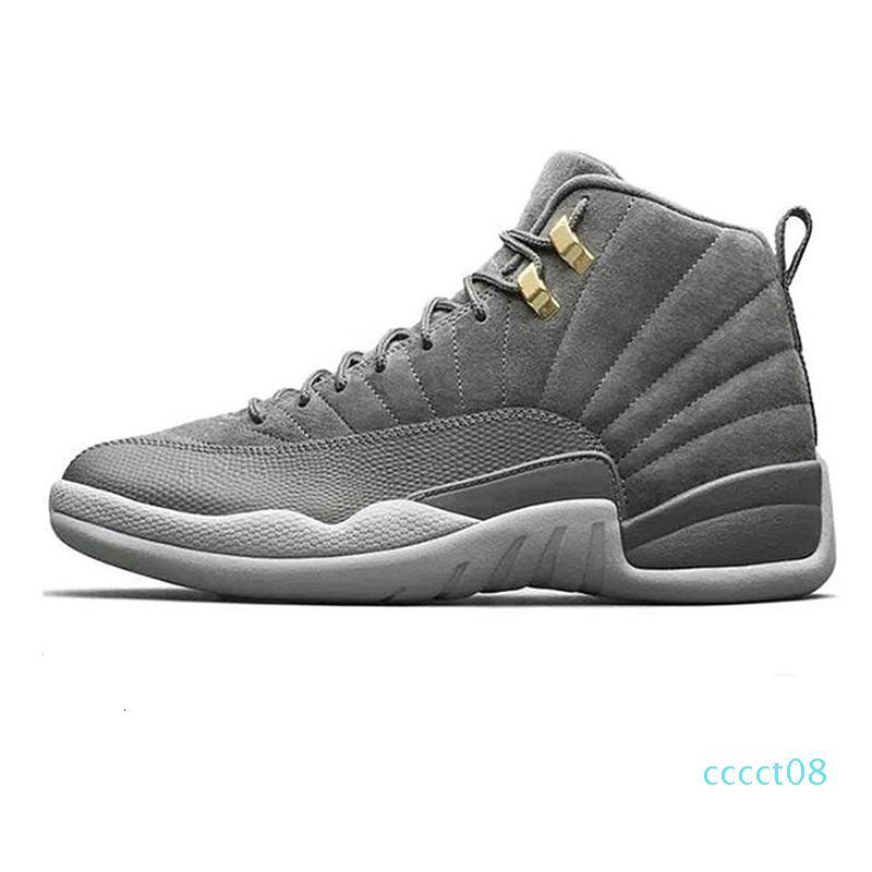 2019 мужские баскетбол обувь спортзал Красный штат Мичиган 12 12С колледж ВМФ УНК гриппа Гейм мастер черный белый спортивные кроссовки размер 7-13 ct08