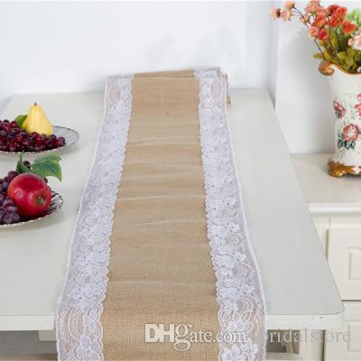 rustic wedding table cloths linens vintage rectangle lace wedding Tablecloths place settings elegant special events Wedding Decorations 2019