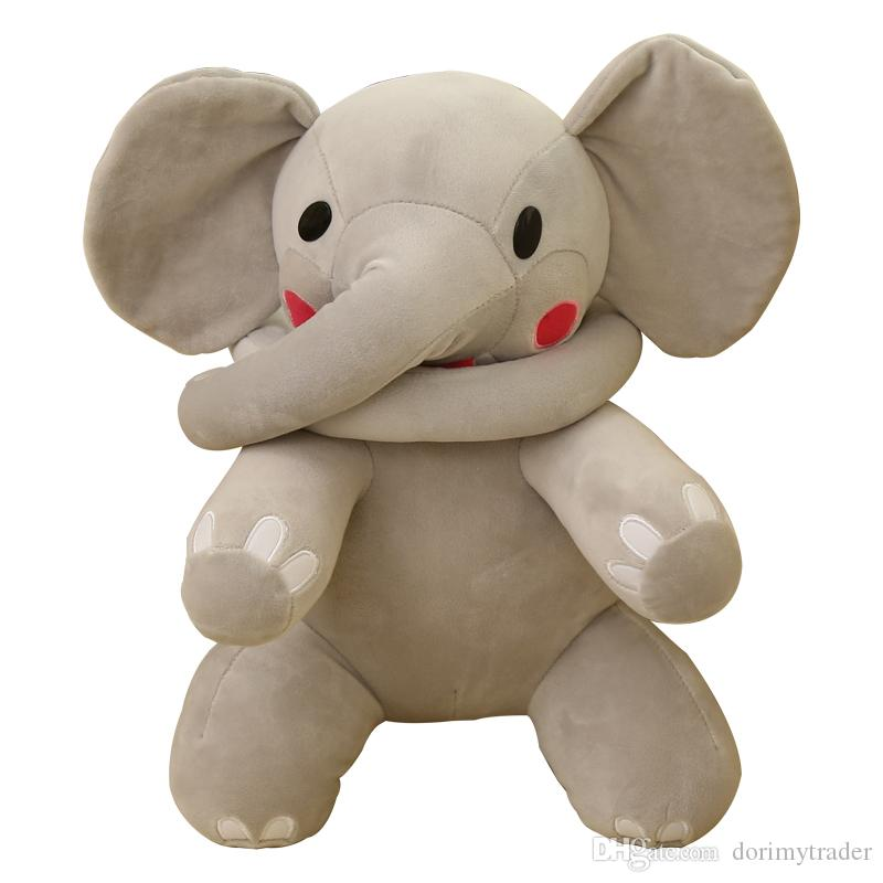 other soft toys large elephant pillow
