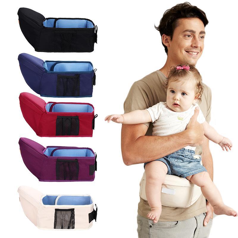 Babytrage Taille Hocker Walkers Baby-Riemen-Hold-Gürtel Rucksack Hipseat Gurt-Kind-Kind Hip Sitz