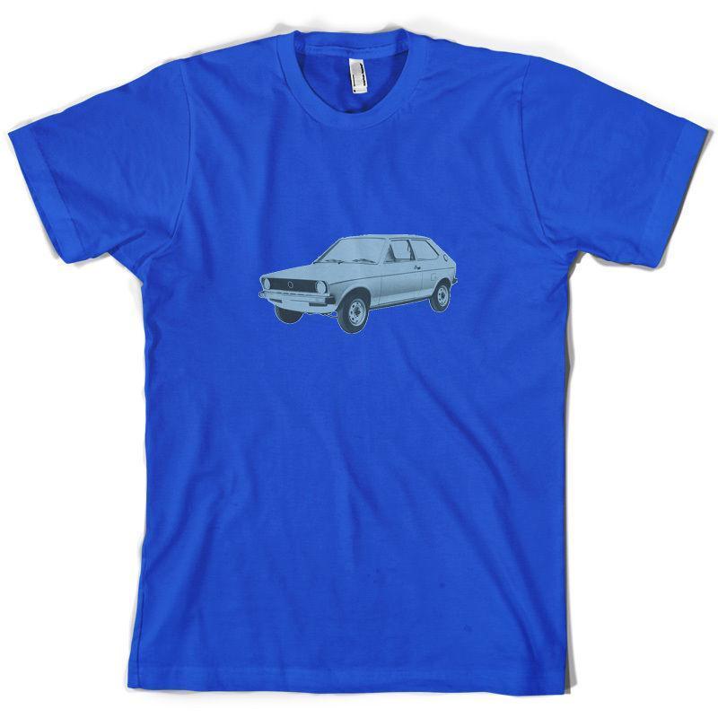 T-shirt dos homens - carro clássico Vintage 10 Cores -S-XXLNew camisetas engraçado Tops Tops T Nova Unisex engraçados
