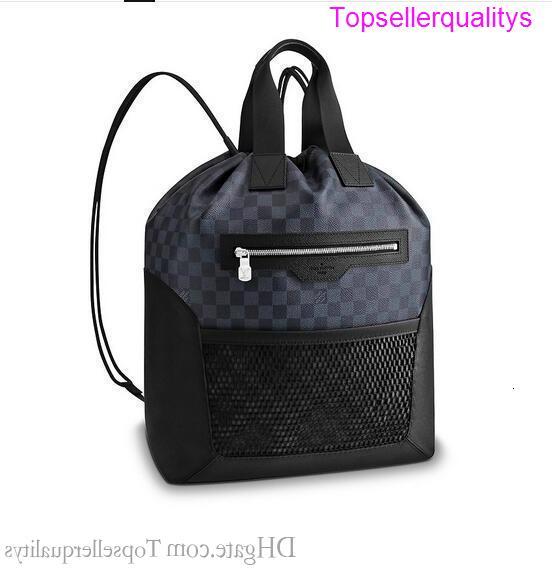 New N40013 Matchpoint Hybrid Bag Hommes Sacs à main iconiques Sacs Top Poignées Sacs à bandoulière Totes Cross Body Bag embrayages soirée F0DF