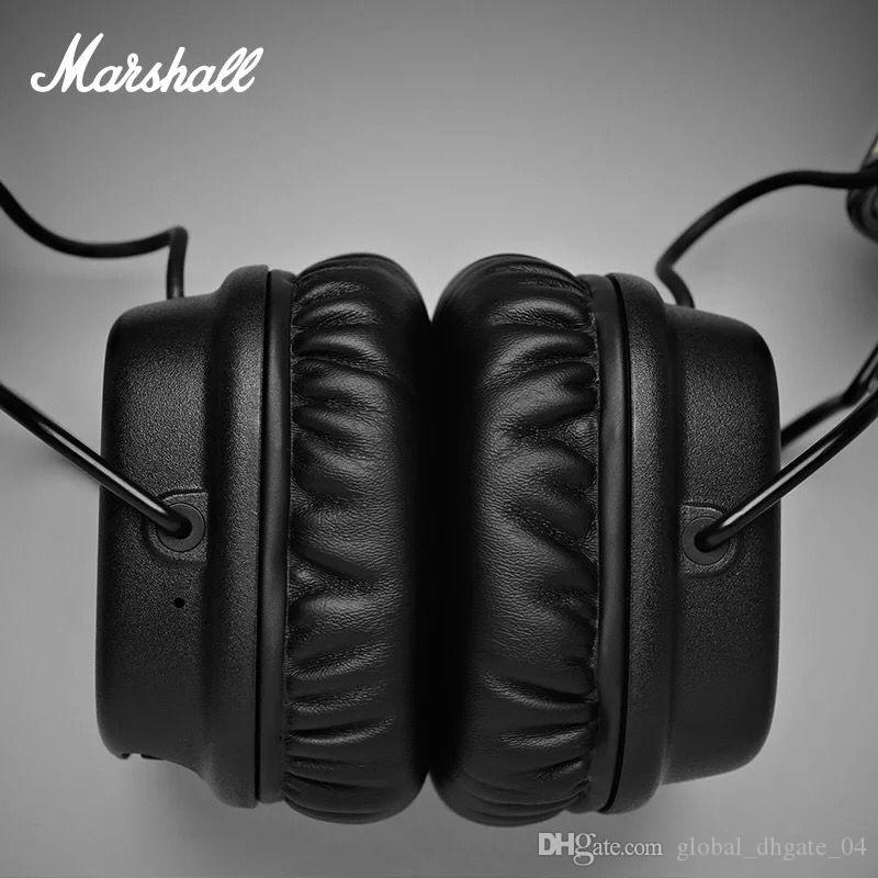 shoes for cheap official site low price Marshall II Wireless Bluetooth Headphones With Mic Deep Bass DJ ...
