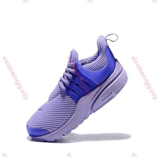 2019 hococal PRESTO 5 BR QS Breathe Black White Yellow Red Mens women Sneakers Hot Men Shoe Walking designer casual shoes