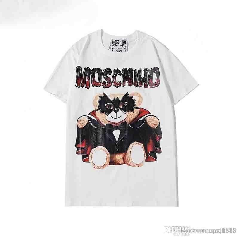 Diseñador 20ss camiseta para mujer de la nueva del verano camiseta floja delgada Impreso camiseta de la moda camisas de manga corta de las mujeres vestir de las tapas opcionales s-xxl