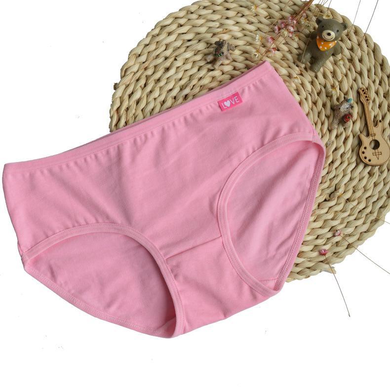 # Y9018 Venta al por mayor 10 unids / lote mujeres de algodón mezcla calzoncillos calzoncillos bragas envío gratis