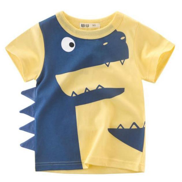 2020 garçons designer t-shirts enfants t-shirts T-shirts Mode d'été Beau bébé Vêtements de bébé garçon manches courtes t-shirts Child-Luxury tees Tops nouveaux vêtements