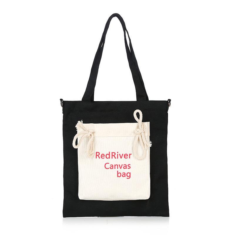 Designer Crossbody Beutel Designer Handtaschen Messenger Bags Modemagnetverschluss Patchwork Farbe Segeltuch-Einkaufstasche abnehmbarer Schultergurt