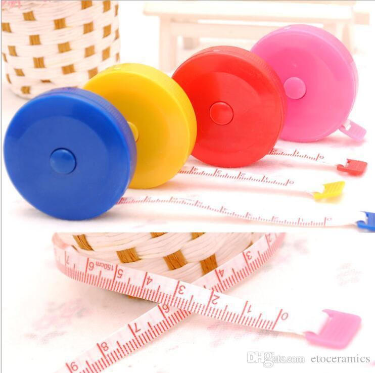 Accessory Cloth Tapemeasure Accurate Retractable Measuring Ruler Portable Mini