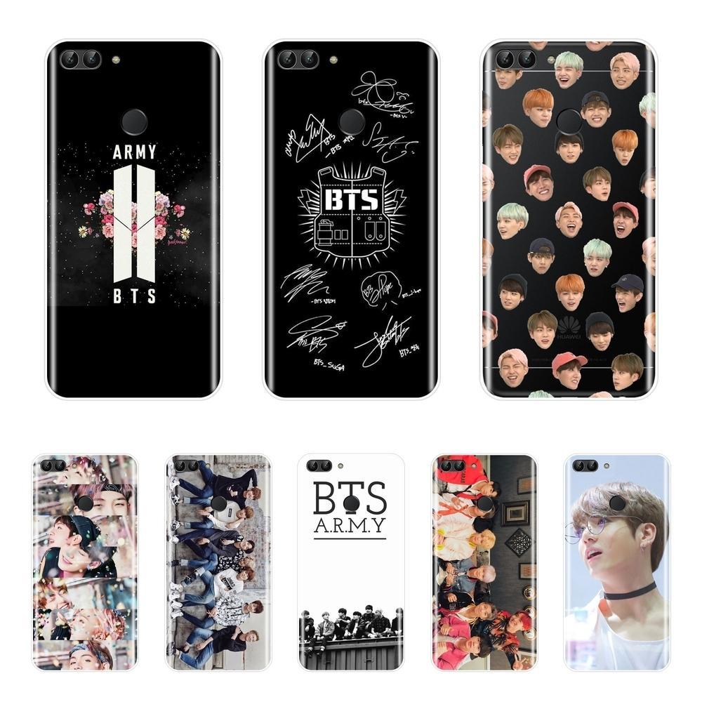Copertura Posteriore Morbida Bts Huawei P8 P9 P10 P20 Lite Phone Custodia In Silicone Huawei P9 Lite Mini P10 P Intelligente Inoltre P20 Pro Da ...