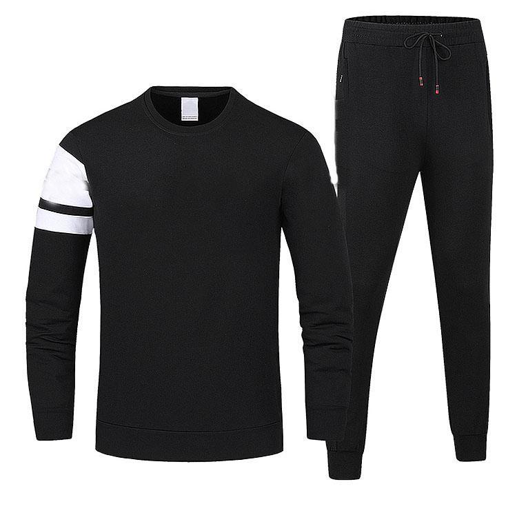 Art und Weise Mens Tracksuits TopsPants Suits Letters Mode der Herbst-Männer Hoodies-Sweatshirts der Männer Outfits Drucken