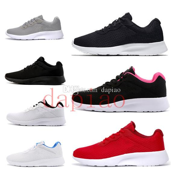 yüksek Tanjun 3.0 Londra 1.0 erkekler kadınlar Koşu Yürüyüş siyah düşük Hafif Nefes Londra Olimpiyat Spor Sneakers Ayakkabı Koşu Run