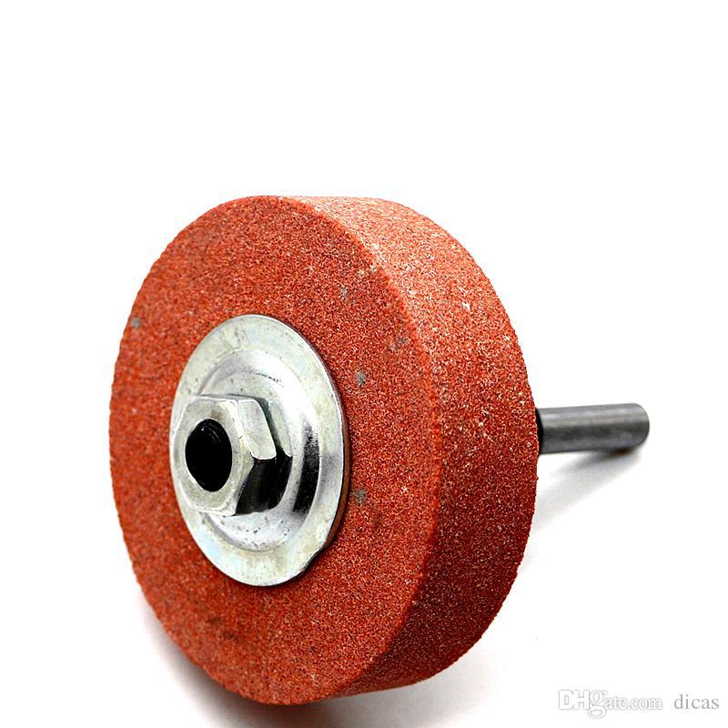 roue de sable multi-usage connecter tige meuleuse outil de meulage polissage accessoires pour perceuse électrique livraison gratuite