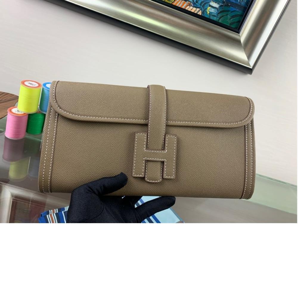 Les femmes sac taille de portefeuille de haute qualité 29 * 4 * 15cm coffret cadeau exquis WSJ003 # 120627 ming62