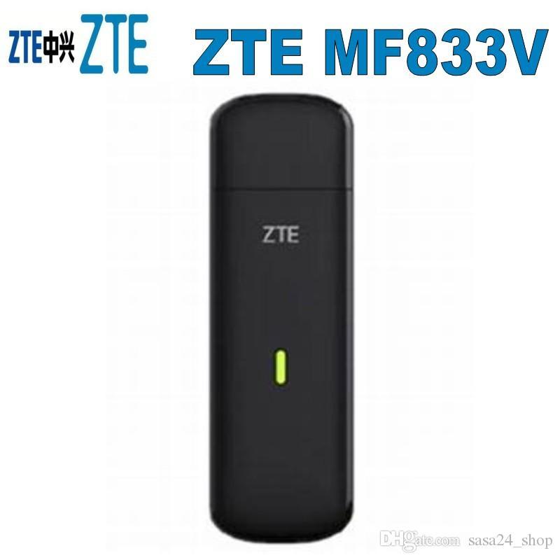 Desbloqueado ZTE MF833V LTE 4G 150 Mbps Dongle USB