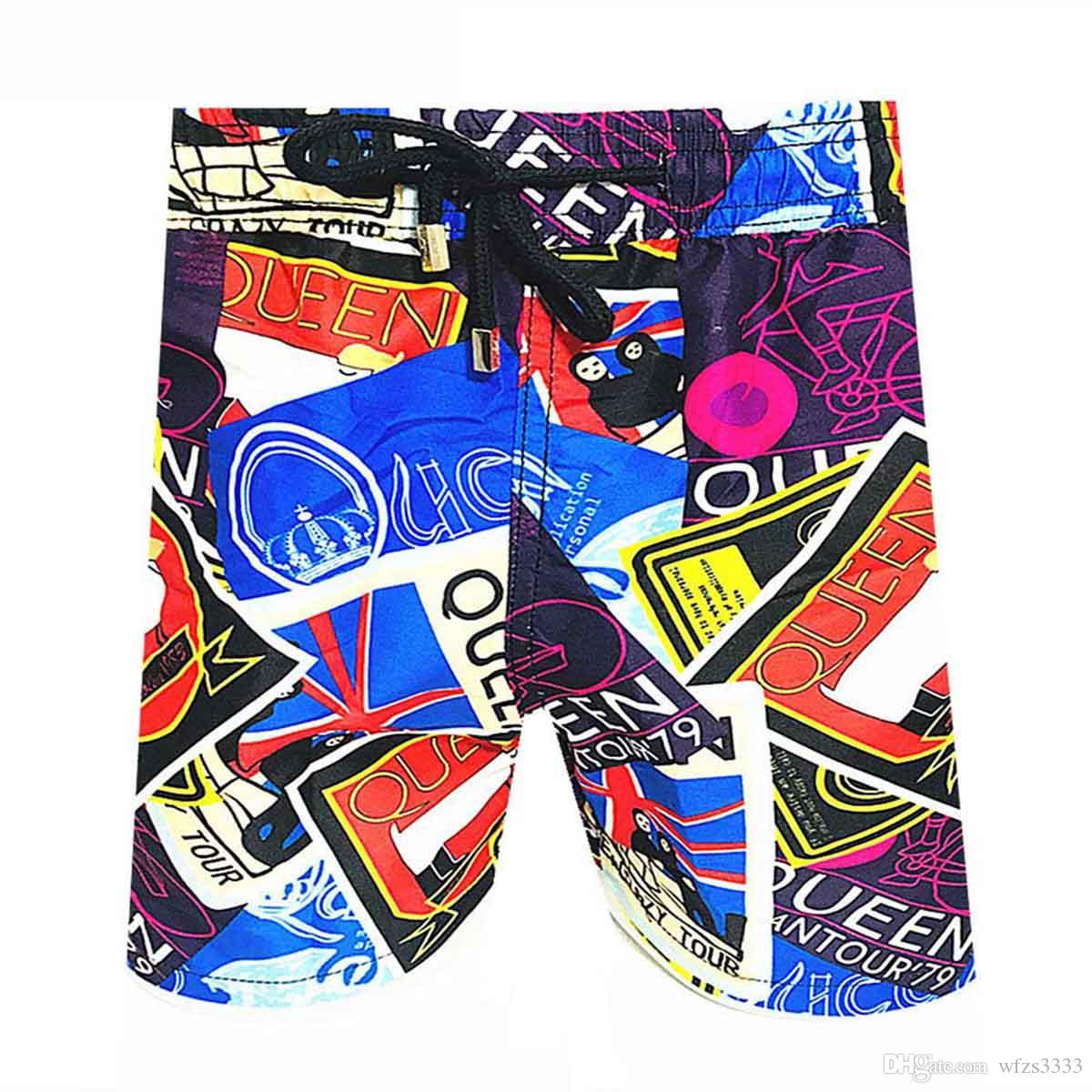 Vilebre мужчины купальники HERRINGBONES черепахи новые летние повседневные шорты мужская мода стиль Мужские шорты бермуды пляжные шорты 50292040