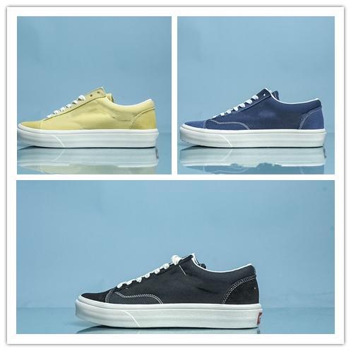 2020 дешевый оригинальный тренд 1970-е годы мода Laozi мужские мужчин женщин холст кроссовки черно-белый красный синий моды скейт повседневная обувь 36-44