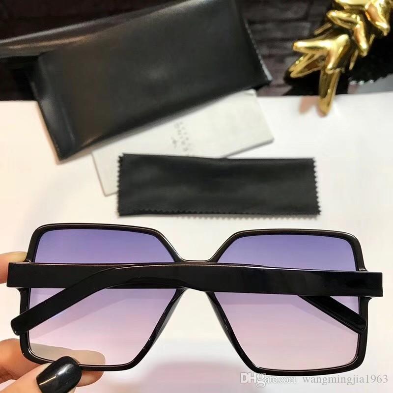óculos escuros de grife para homens óculos de sol para mulheres homens vidros de sol mulheres mens designer de óculos mens óculos oculos de SL2