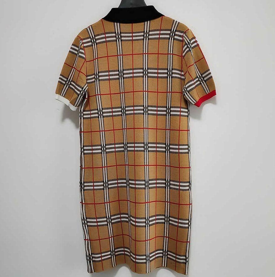 2020 delle donne di modo caldo del progettista dei vestiti di marca breve vestito delle donne di alta qualità di lusso Polo Abiti C0py estate delle donne vestiti di formato S-L
