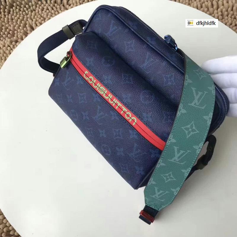 dfkjhldfk H712 M43843 новый синий messenger messenger сумка женские сумки культовые сумки ТОП ручки сумки через плечо тотализаторы CROSS BODY BAG клатчи