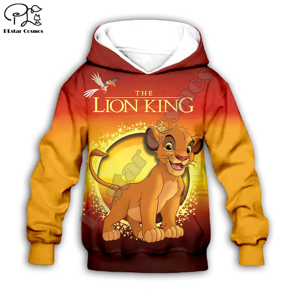 Lion King 2-Piece Long Sleeve Shirt and Pants for Toddler Boys