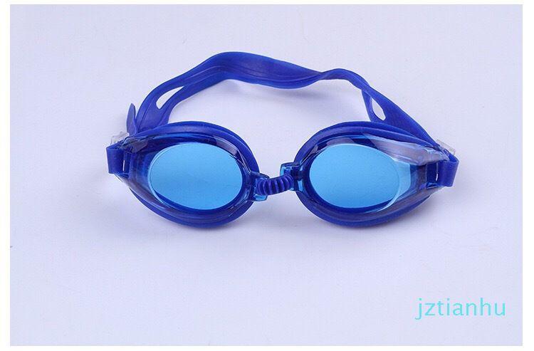 السباحة نظارات نظارات لمكافحة الضباب للأطفال بنين بنات السباحة نظارات الأطفال نظارات الرياضات المائية الطفل السباحة نظارات مجانية سدادات KT1