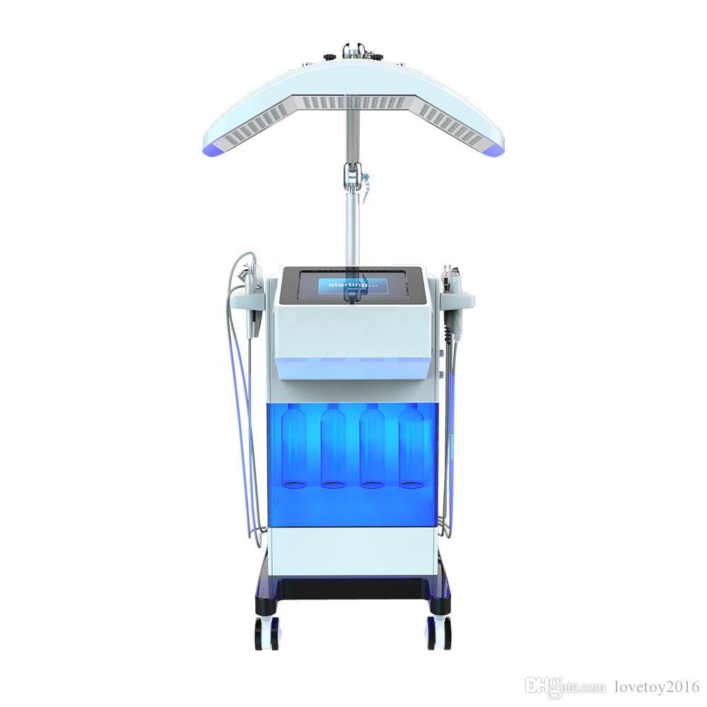 Mejor Piel Terapia de luz LED de Venta rejuvenecimiento PDT facial antiedad máquina de la belleza