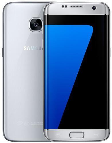 مجدد مفتوح الأصل سامسونج غالاكسي S7 حافة 4G LTE الهاتف المحمول 5.5 12.0 MP 4GB RAM 32GB ROM Octa Core NFC مقاوم للماء الهاتف المحمول