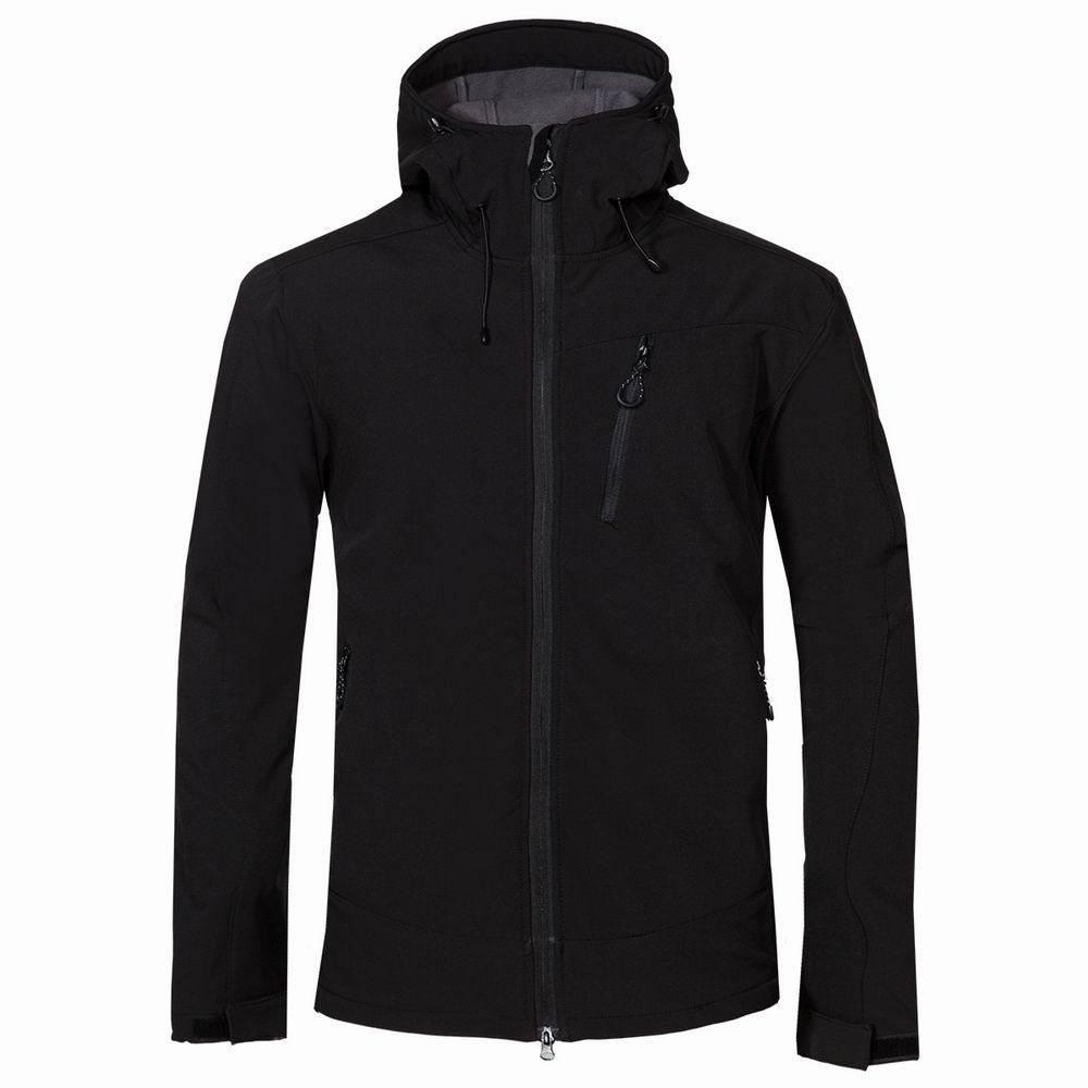 Новые Мужчины Hellly Куртка Зима с капюшоном Softshell для ветрозащитных и Водонепроницаемых Мягкие Пальто Сравнителя Куртка Hansen Куртки Пальто 1720