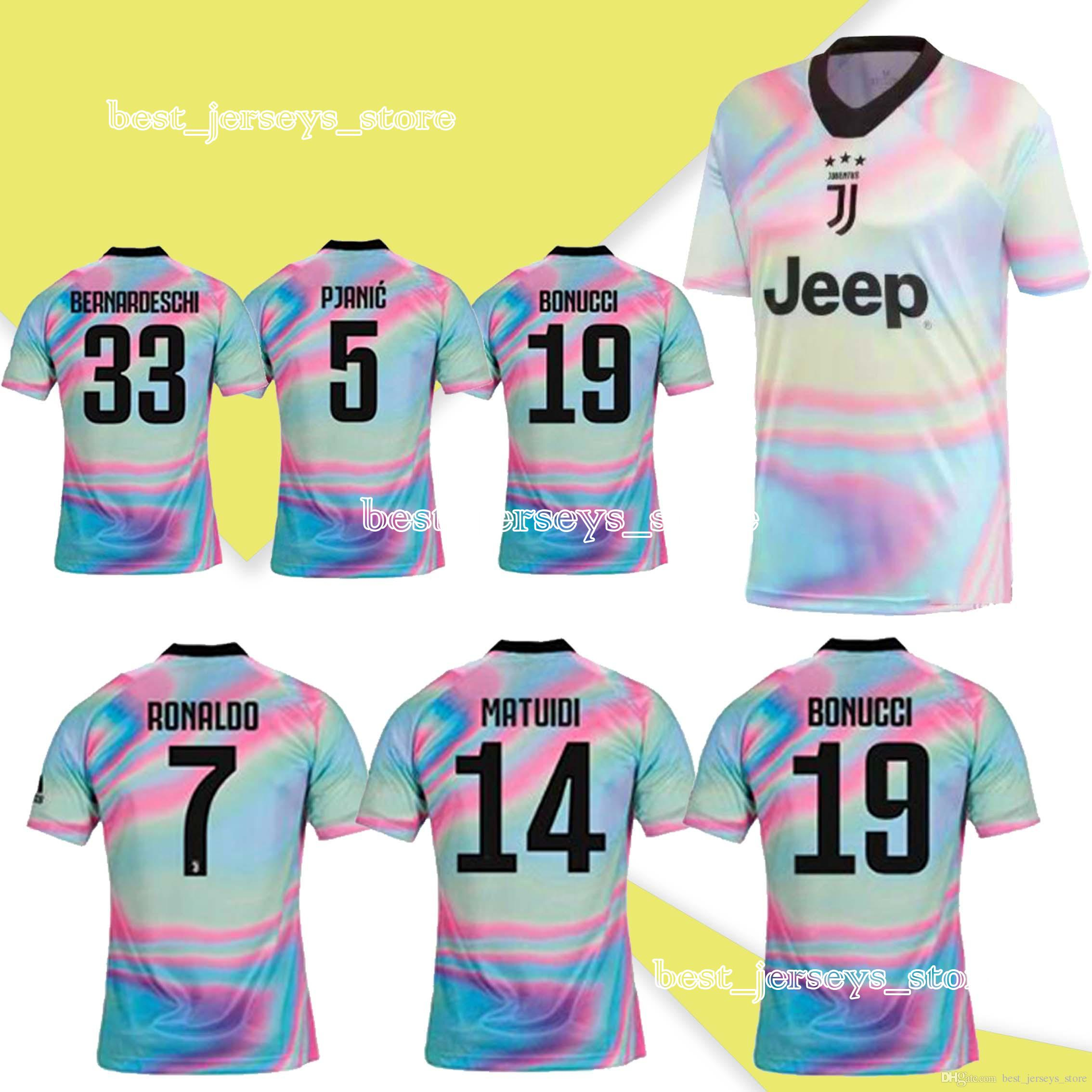 uk availability b594a 987c5 New 2019 Juventus Limited Edition Soccer Jersey White EA Sports Jerseys #7  RONALDO #10 DYBALA Juventus Special Version Football Shirts UK 2019 From ...