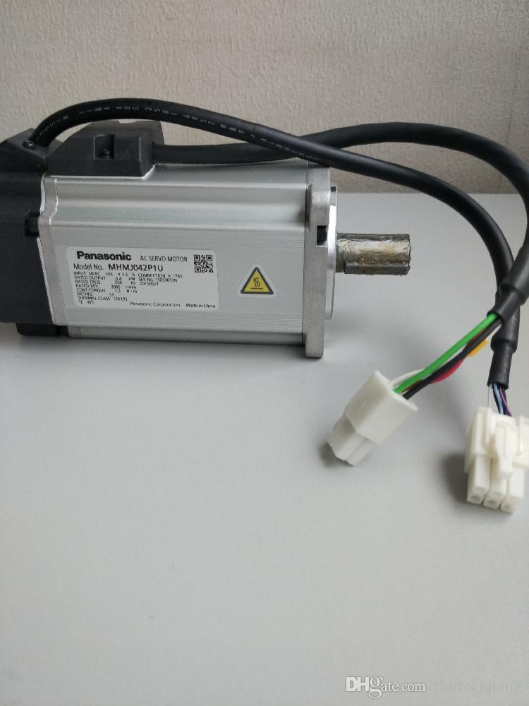 1 PC Panasonic Servo Motor MHMJ042P1U New In Box Free Expedited Shipping