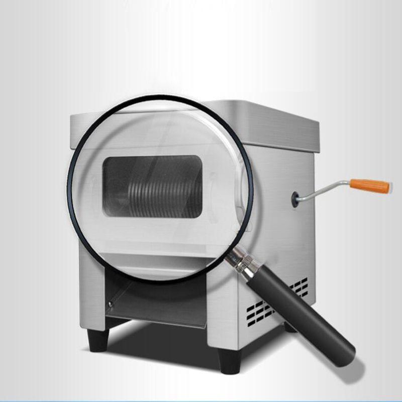 400kg / h Máquina De Corte De Carne Manual de dupla utilização Máquina de cortar fatias picadas Máquina de Cortar Carne Comercial Máquina de cortar carne para uso doméstico