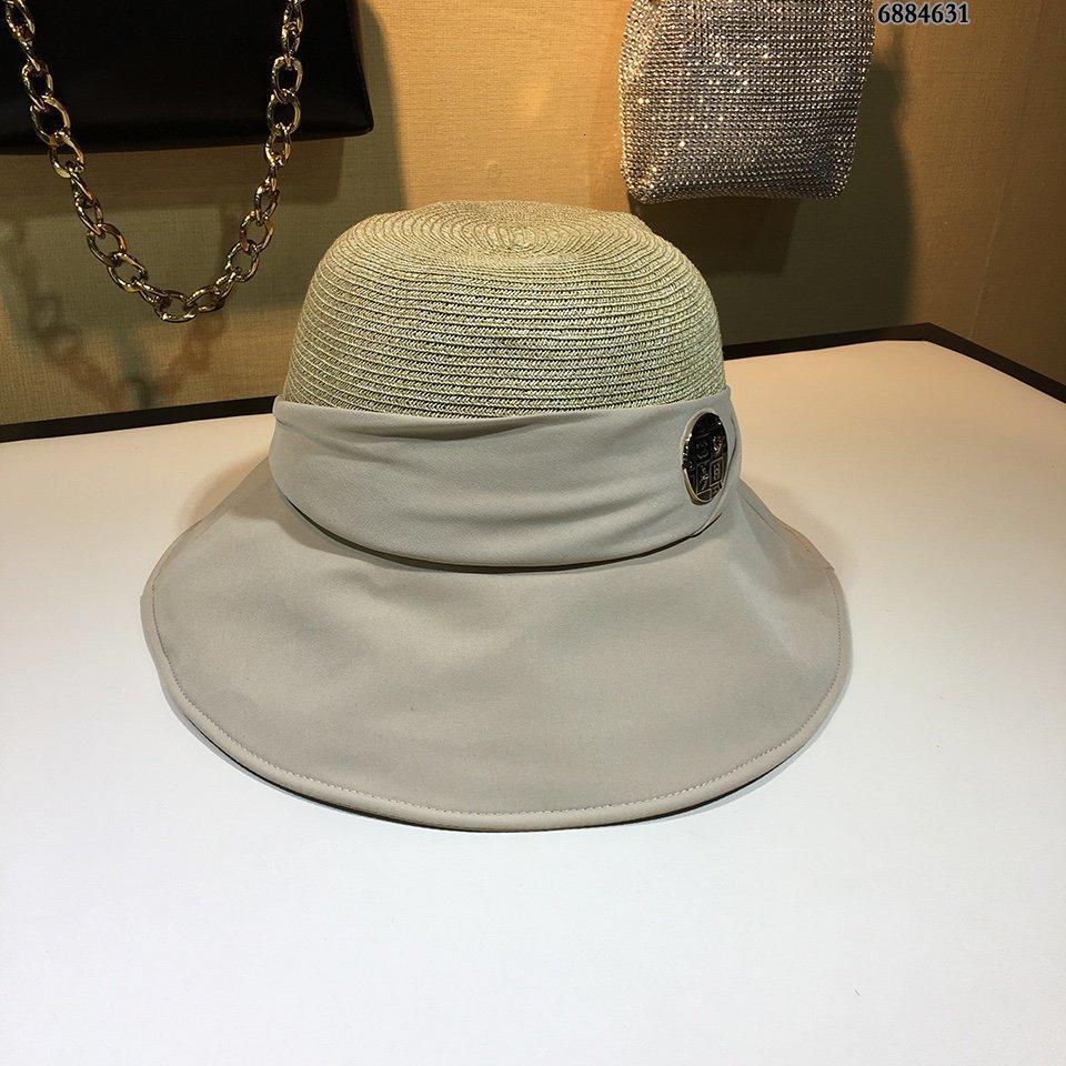 2020 top seau femmes pour hommes de mode de qualité chapeau petit chapeau casquette chapeau bord 9KJBZPU9