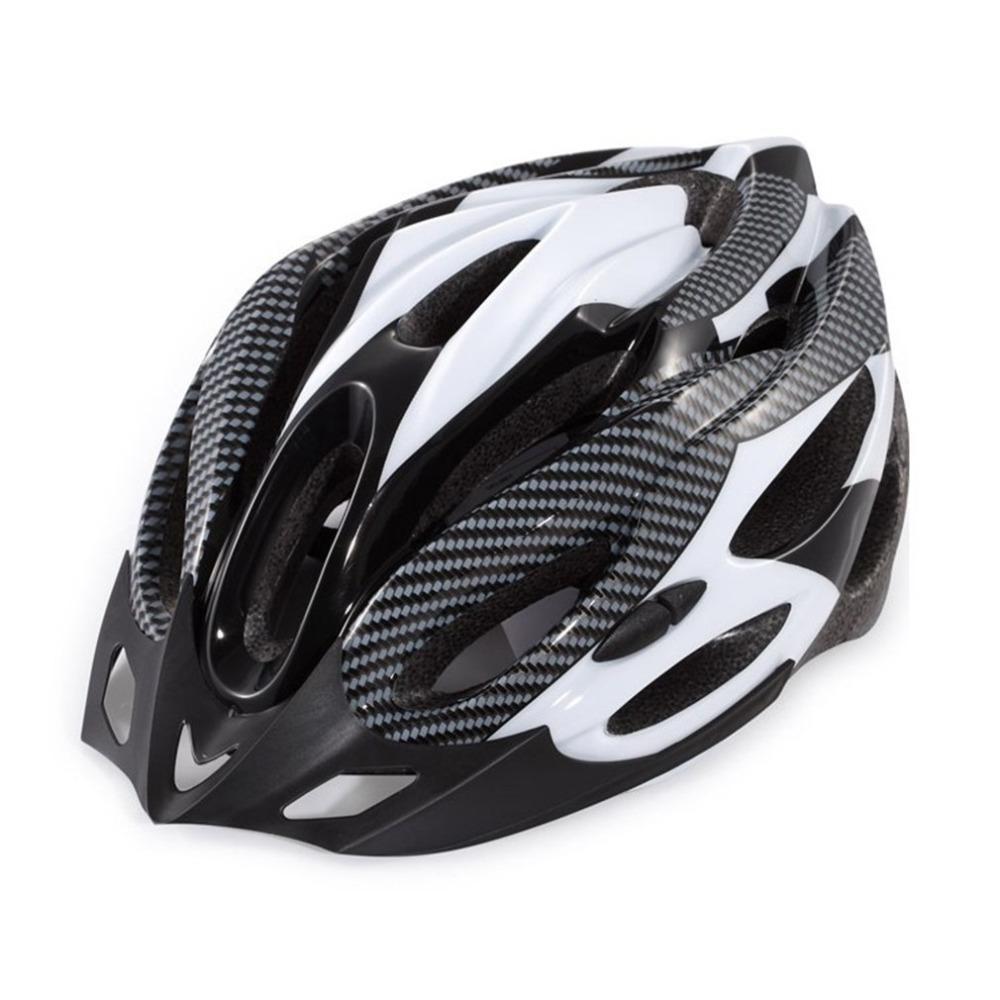 2018 Capacete de ciclismo Capacete de bicicleta Mountain Road Helmets com uma venda de espuma de absorção de impacto