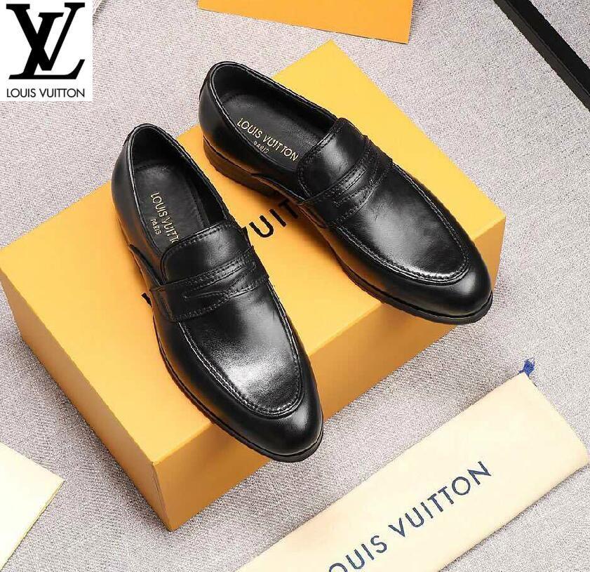 Chenfei2 AUHN Boş iş Brock klasik Erkekler Elbise Sneakers Loafers Makosenler Toka Dantel-Ups Boots Sandalet ayakkabı