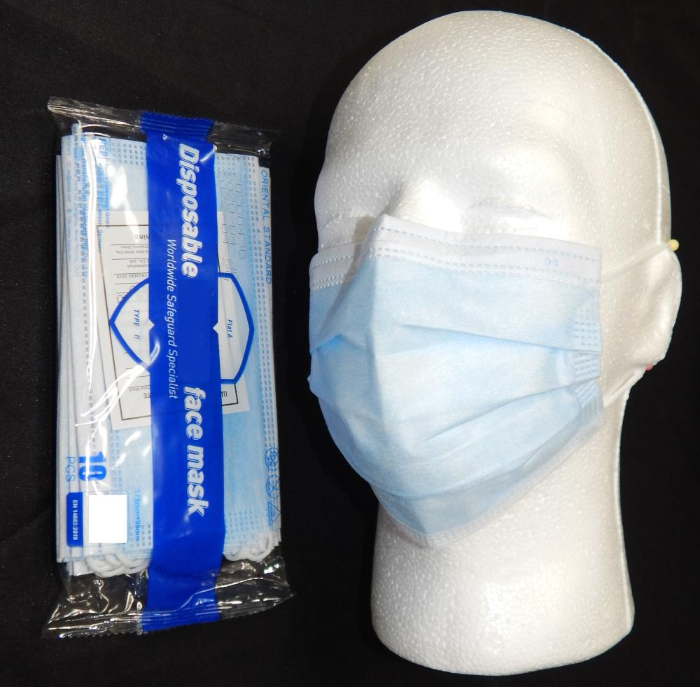 Funzioni maschera Protezione Quali Spedizione - 10pcs / lot Multi-filtrante con Standard Stock Fast High US Orientale Eliminabile Bagno monouso inquinamento SMDI