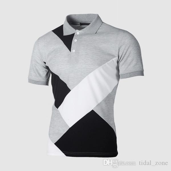 2019 spor salonu Yeni moda erkek Patlayıcı erkek Giyim Yaz Yeni erkek O-kod Eklenmiş Kısa kollu Tişört spor t-shirt