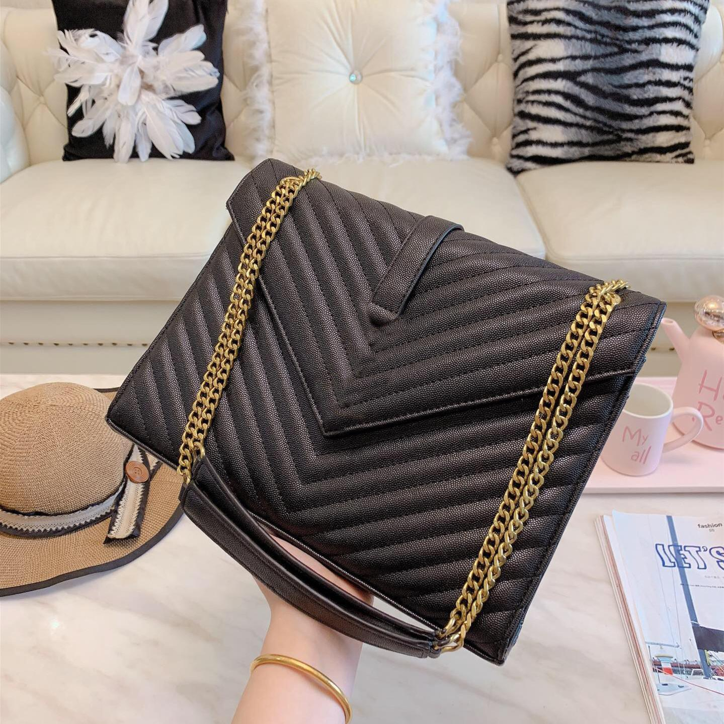 2020 marque Designer chaîne de luxe mode sac Messenger sacs à bandoulière de sac à main dames de mode bourse de portefeuille de haute qualité Livraison gratuite PARIS