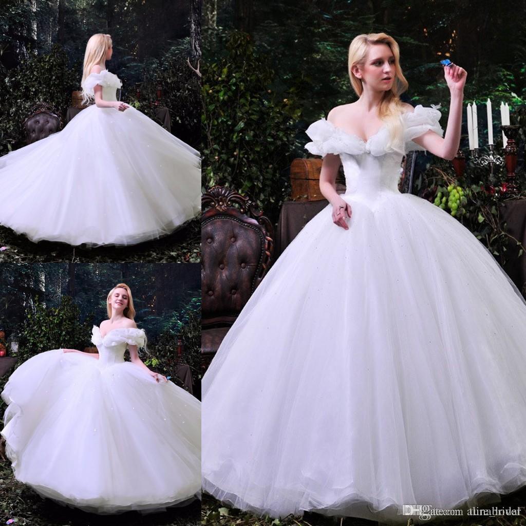2019 bola blanca vestidos quinceañera vestidos encantadores hinchados del hombro drapeados largos vestidos de fiesta formales vestidos de fiesta encaje retroceso a medida hecha a medida