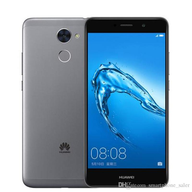 "Orijinal Huawei 7 Artı 4G LTE Cep Telefonu 3 GB RAM 32GB ROM Snapdragon 435 Octa Çekirdek Android 5.5"" 12MP Parmak İzi Kimlik Akıllı Cep Telefonu Enjoy"
