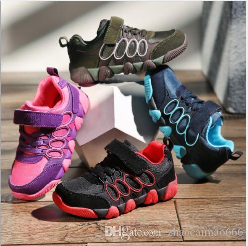 2020 New Best - seller Chaussures d « enfants de chaussures Automne du sport pour Enfants Vente directe