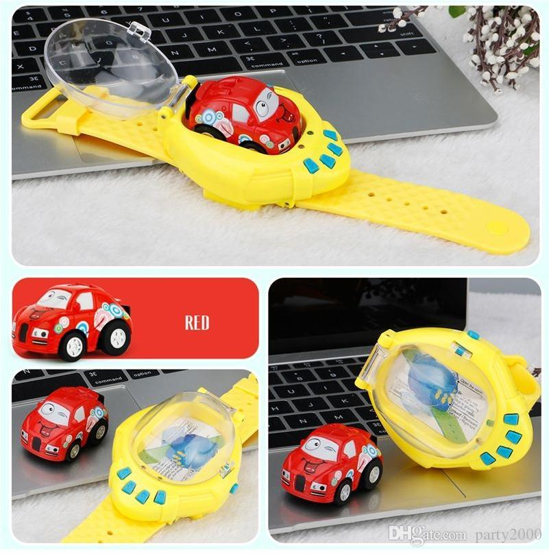 new 2019 Educational Toys For Children RC Car Transformation Robots Sports Racing Cars drive Remote Watch Control Cool Action& Figures 11