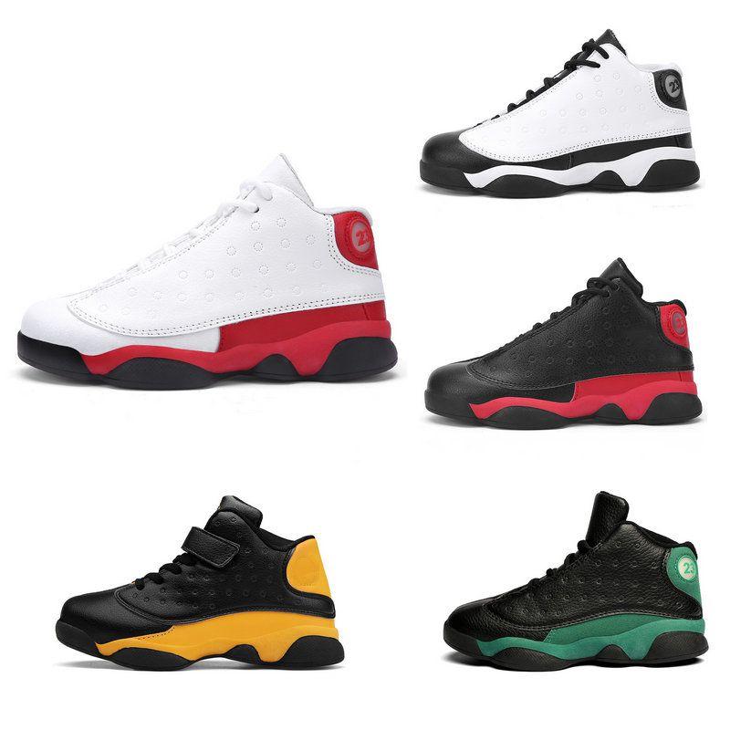 Vente au détail de chaussures pour enfants à bas prix de gros enfants sport de haut hanches chaussures de course des garçons de jeunes chaussures de basket-ball garçons filles chaussures design enfants Sneakers
