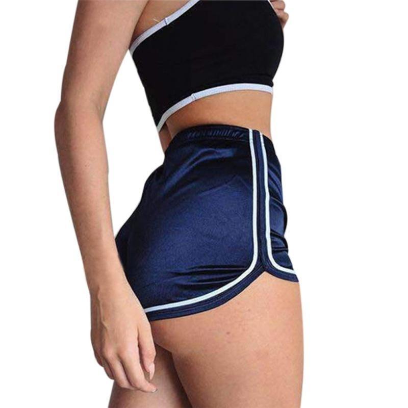 3 pçsporte de fitness yoga shorts mulheres athletic shorts legal senhoras mulheres esporte correndo roupas de fitness curto jogging mujer c19041101