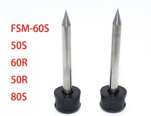 1 par Fujikura Elct2-20A Eletrodos para 17s / 18S / 50s / 60s / 70 / 80s Splicer de fusão com pacote original Fujikura