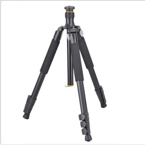 A2841R الفوتوغرافية ترايبود الكاميرا ترايبود خفيفة الوزن يمكن طيها مرة أخرى لتحويل monopod
