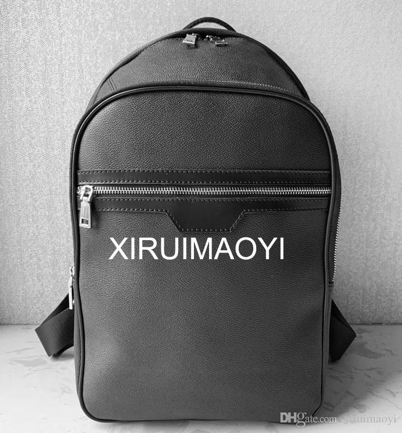 Europe Mens Backpacks N41612 Damier Cobal Mans Backpacks High Quality School Bag
